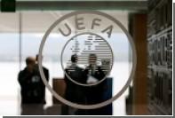 УЕФА отказался открывать дело по итогам инцидента с бананом на матче «Ростова»