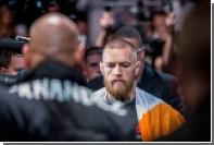 Чемпиона UFC Макгрегора приговорили к 50 часам общественных работ