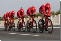 Велокоманда «Катюша» определилась с составом на 2017 год