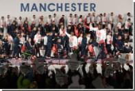 На парад олимпийцев в Манчестере пробрались самозванцы с пластиковыми медалями