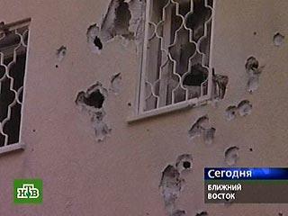 В Бейруте обстрелян барак МВД Ливана