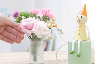 """""""Говорящие"""" цветы порадуют одиноких барышень"""