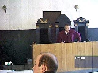 Сторонникам Гиоргадзе продлили еще на месяц срок содержания под стражей