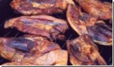 Копченое мясо вызывает хроническую бронхопневмонию