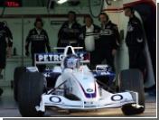 Занарди снова за рулем гоночного автомобиля