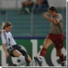 Рома определилась с составом на матч против Шахтера