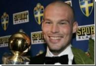 Льюнгберг - лучший игрок Швеции