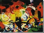 Искусствоведа вызвали на дуэль из-за картин Александры Экстер