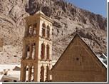 Уральские журналисты в роли христианских паломников побывали на египетском Синае