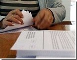 """Выборы в Крыму. Процент голосов за Партию регионов оказался выше количества проголосовавших избирателей / """"Регионалы"""" запутались в цифрах, пытаясь подогнать результаты выборов"""