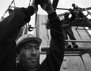В Ставрополе подрались армянские и туркменские строители