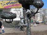 Памятник Котенку с улицы Лизюкова сделают антивандальным