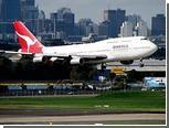 Самолет компании Qantas совершил экстренную посадку в Сиднее