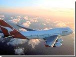 """В два """"Боинга"""" Qantas попали птица и молния"""