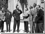 Найдена видеозапись встречи Гитлера с британскими легионерами