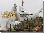 В Польше возвели самую большую статую Иисуса Христа