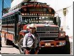 В Мексике бензовозом раздавило пассажирский автобус