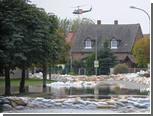 В результате наводнения на западе Европы погибли три человека