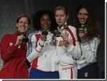 Россиянка выиграла бронзу на чемпионате мира по фехтованию