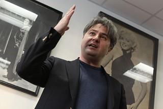 Режиссер Месхиев отказался убирать фамилию Мединского из титров «Стены»