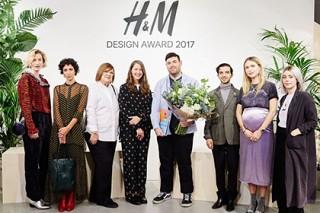 H&M вручил молодому дизайнеру премию в 50 тысяч евро