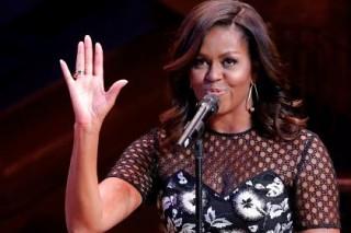 Мишель Обама снялась для обложки Vogue