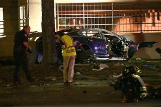 Находившийся за рулем Tesla бывший агент ФБР погиб в ДТП