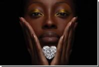 Ювелиры Graff создали сердце из бриллианта