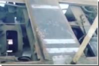 Житель Комсомольска-на-Амуре снял на видео поездку на трамвае без пола