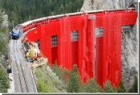 В Швейцарии запустят новый панорамный жд-маршрут