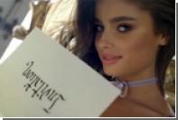 Victoria's Secret устроил девичник с полуголыми моделями