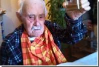 Самому старому жителю Италии исполнилось 111 лет