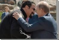Сигал зайдет к Путину за паспортом