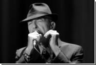 Умер канадский музыкант Леонард Коэн