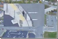 Американец уличил жену в измене при помощи квадрокоптера