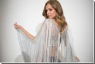 На «ангела» Victoria's Secret повесили 450 тысяч стразов