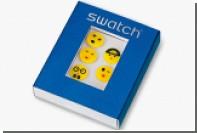Swatch предложил прикреплять эмодзи на ремешки часов