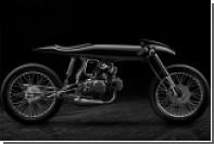 Вьетнамская фирма выпустила футуристичный мотоцикл