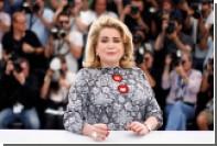 Катрин Денев даст «Живое интервью» в Москве
