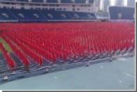 В Книгу рекордов Гиннесса попали 50 тысяч танцующих китайцев