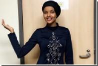 Участница конкурса красоты в США выступила в буркини