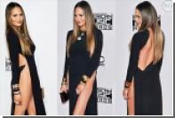 Американская модель извинилась за случайную демонстрацию гениталий