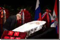 Прощание с Владимиром Зельдиным началось в Москве