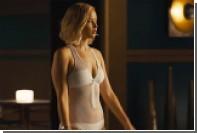 Дженнифер Лоуренс искупалась в бассейне без гравитации в ролике «Пассажиров»