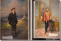 В «Царском Селе» задумали выставить двойной портрет Ленина и Николая II