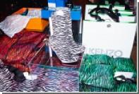 Коллекцию Kenzo x H&M показали на закрытой вечеринке