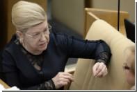 Сенатора Мизулину попросили помирить Бузову и Тарасова