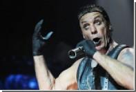 Лидер Rammstein приедет в Москву ради своих стихов