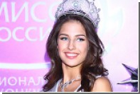 На конкурсе «Мисс Мира-2016» Россию представит студентка из Тюмени