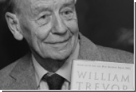 Умер ирландский писатель Уильям Тревор